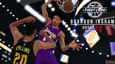 Brandon Ingram gets his revenge!