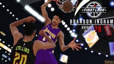 Brandon Ingram gets his revenge!