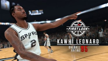 Kawhi looks a little strange, but I can dig the rating.